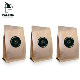 Zestaw degustacyjny 3 x 250g do espresso