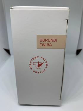 Drip Coffee Bag Burundi FW AA