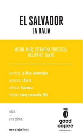 Salwador La Dalia